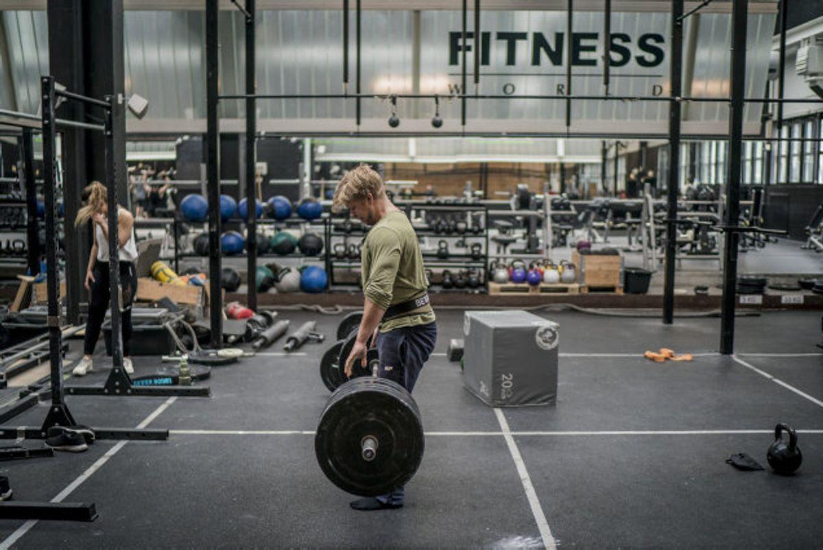 Fitness World har fået ny britisk ejer. (Arkivfoto) Foto: Asger Ladefoged/Scanpix