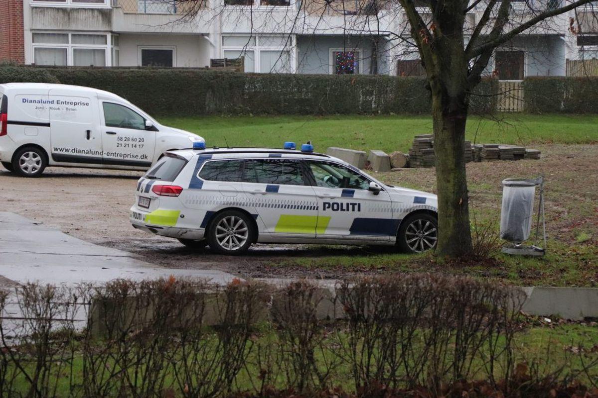 Her i Herlev. Foto: Presse-fotos.dk