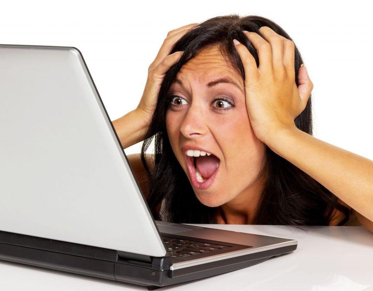 """2: It-svindlere tager alle midler i brug, når de forsøger at frarøve dine personlige oplysninger. Derfor er det vigtigt at være ekstra opmærksom på links med forkortede webadresser med navne som """"tinyurl.com"""" og """"bit.ly""""."""