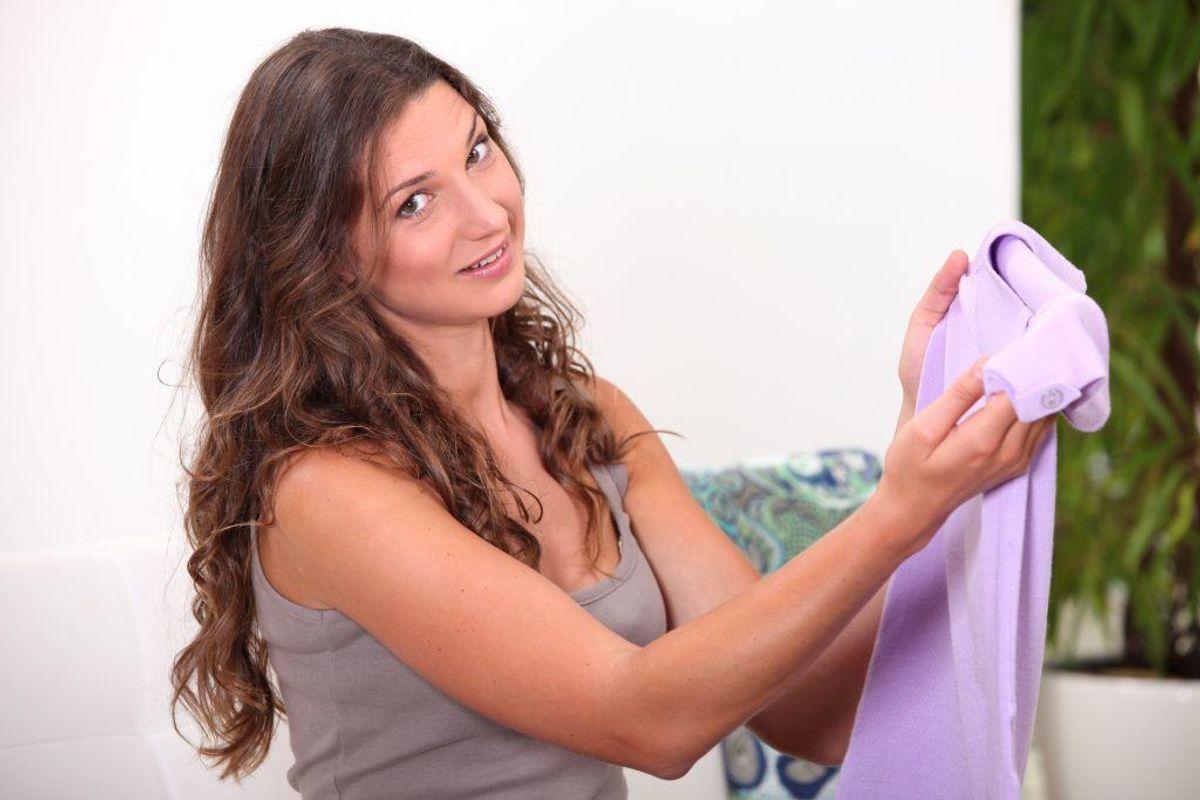 Der findes en række fejl, du sikkert begår, når du vasker tøj, som det er smart at undgå. KLIK VIDERE OG SE DE MEST GÆNGSE FEJL. Arkivfoto.