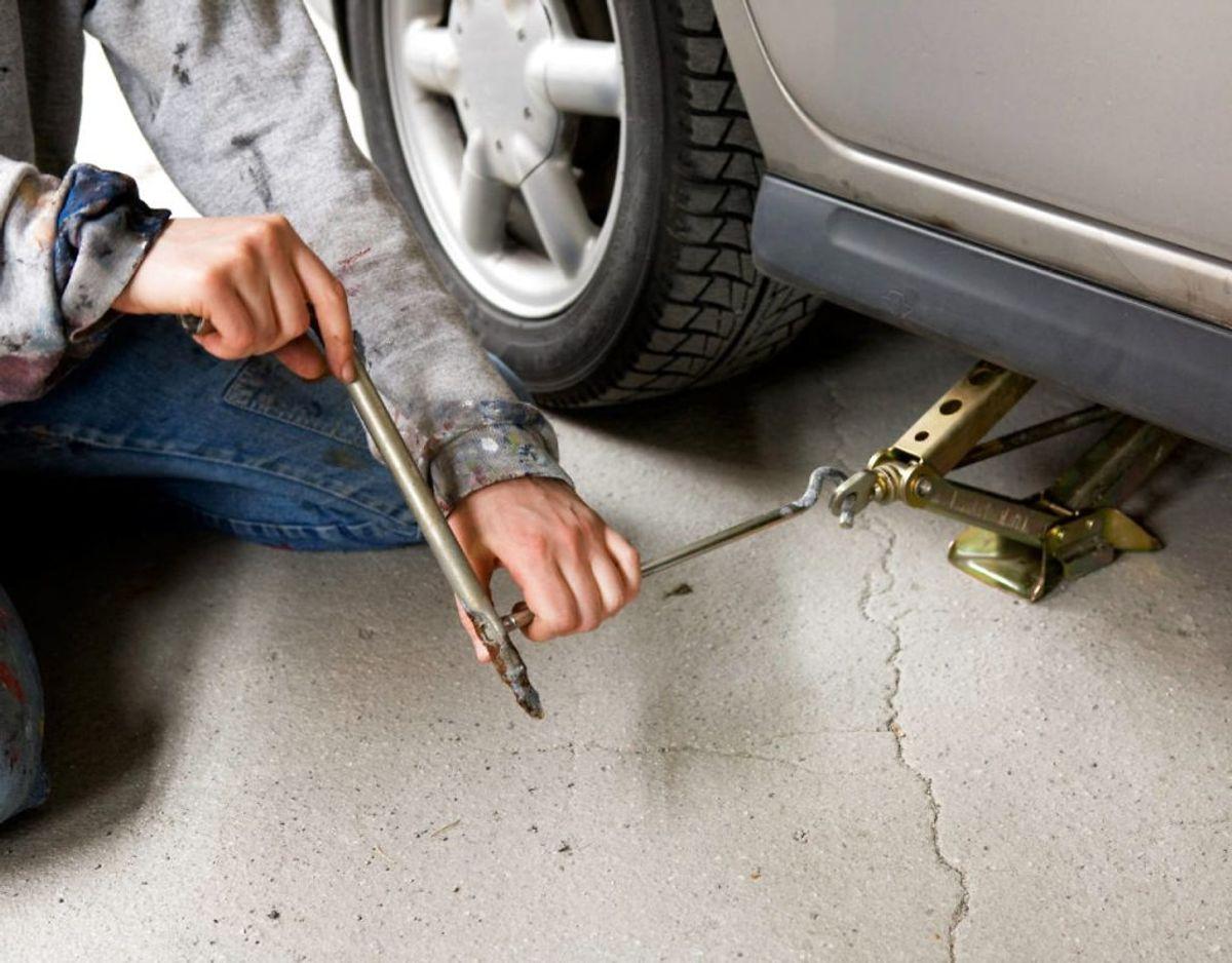 1. Hvis behovet er der, så rustbeskyt bilen, så snart du får ejerskab over den.