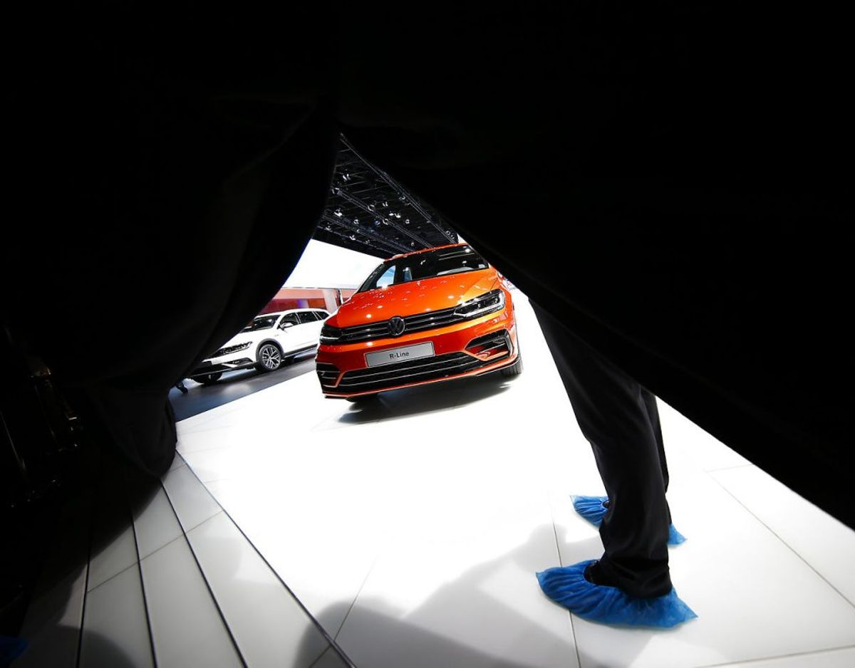 15: Volkswagen Touran – 305 solgte. Foto: Scanpix