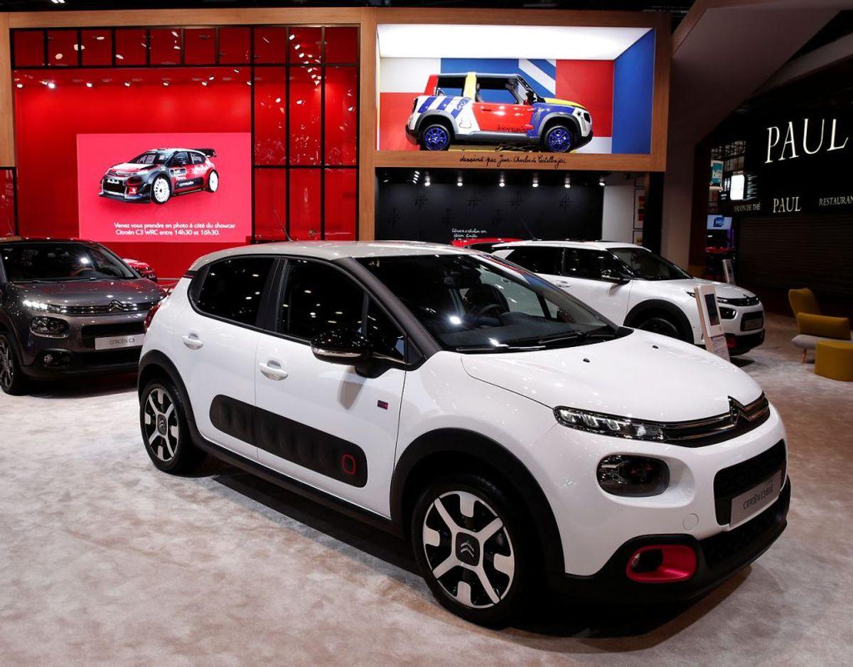 1: Citroën C3 – 630 solgte. Foto: Scanpix