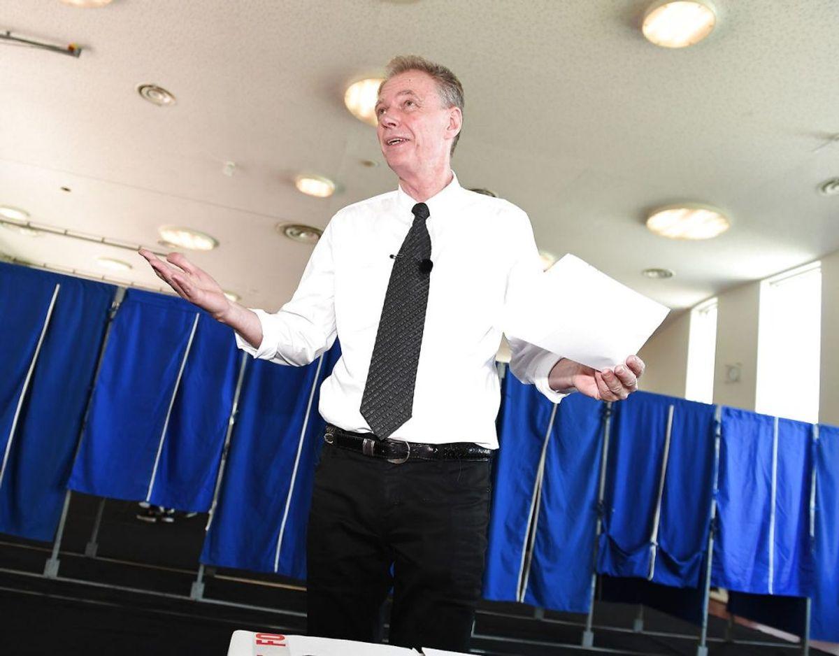 Finansmanden Klaus Riskær Pedersen er blandt de seneste ofre for svindlen. KLIK VIDERE OG SE FLERE EKSEMPLER. Foto: Scanpix