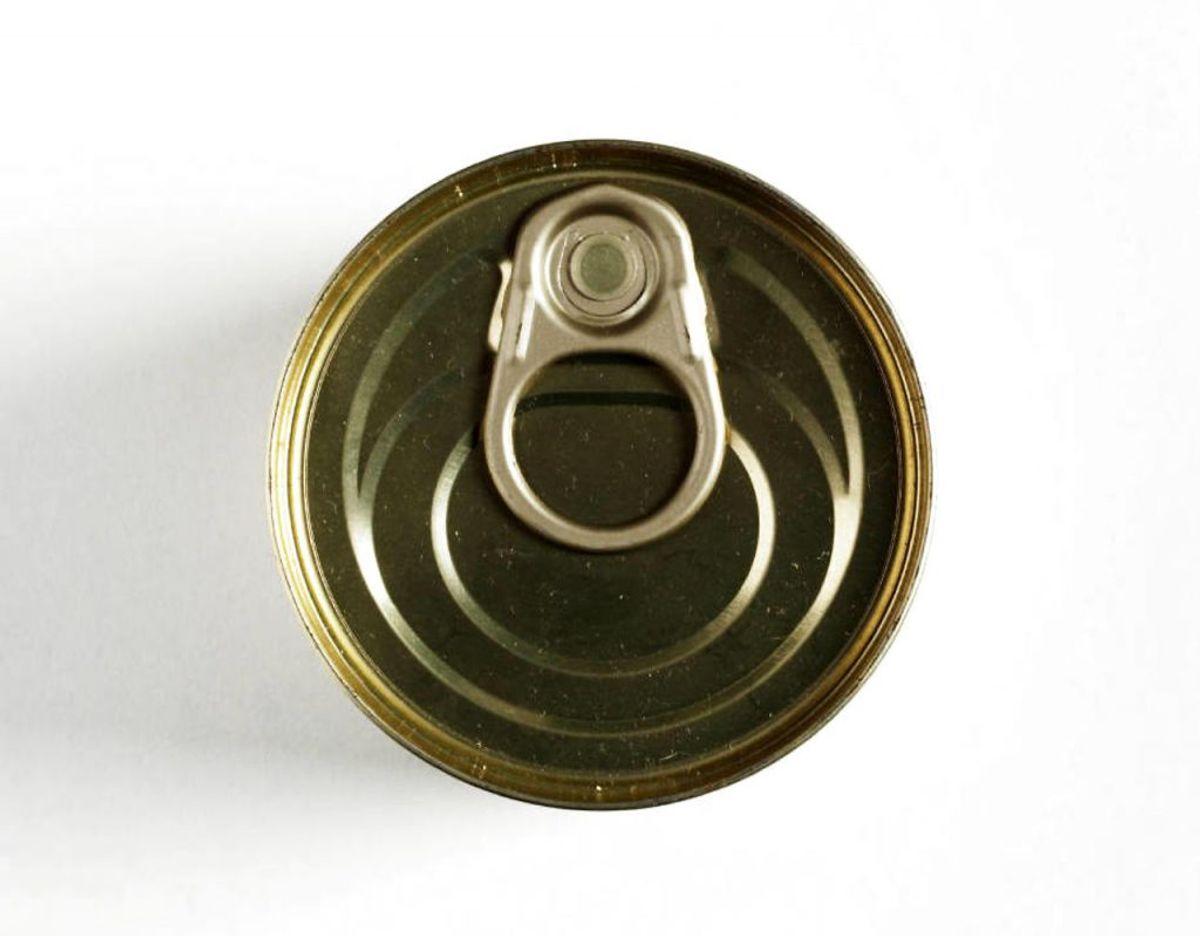 Kælderen eller kælderrummet kan være fint at bruge til dåse mad eller andet konserves, der kan holde længe, men lad vær med at bruge kælderen til letfordærveligt mad. Foto: Scanpix