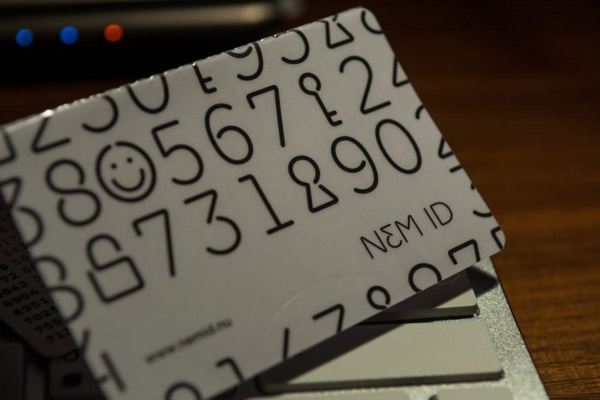 Fra 2021 er det – efter planen – slut med NemID, som vi kender det. KLIK og se, hvordan det bliver. Foto: Colourbox.