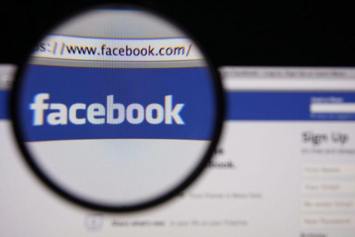 Har du en falsk profil på de sociale medier, så kan den meget vel blive gjort ulovlig. Arkivfoto.
