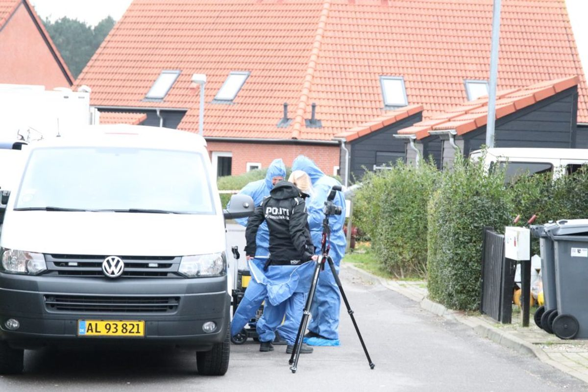 Der er omkring 30 kilometer mellem de to byer. Foto: Presse-fotos.dk