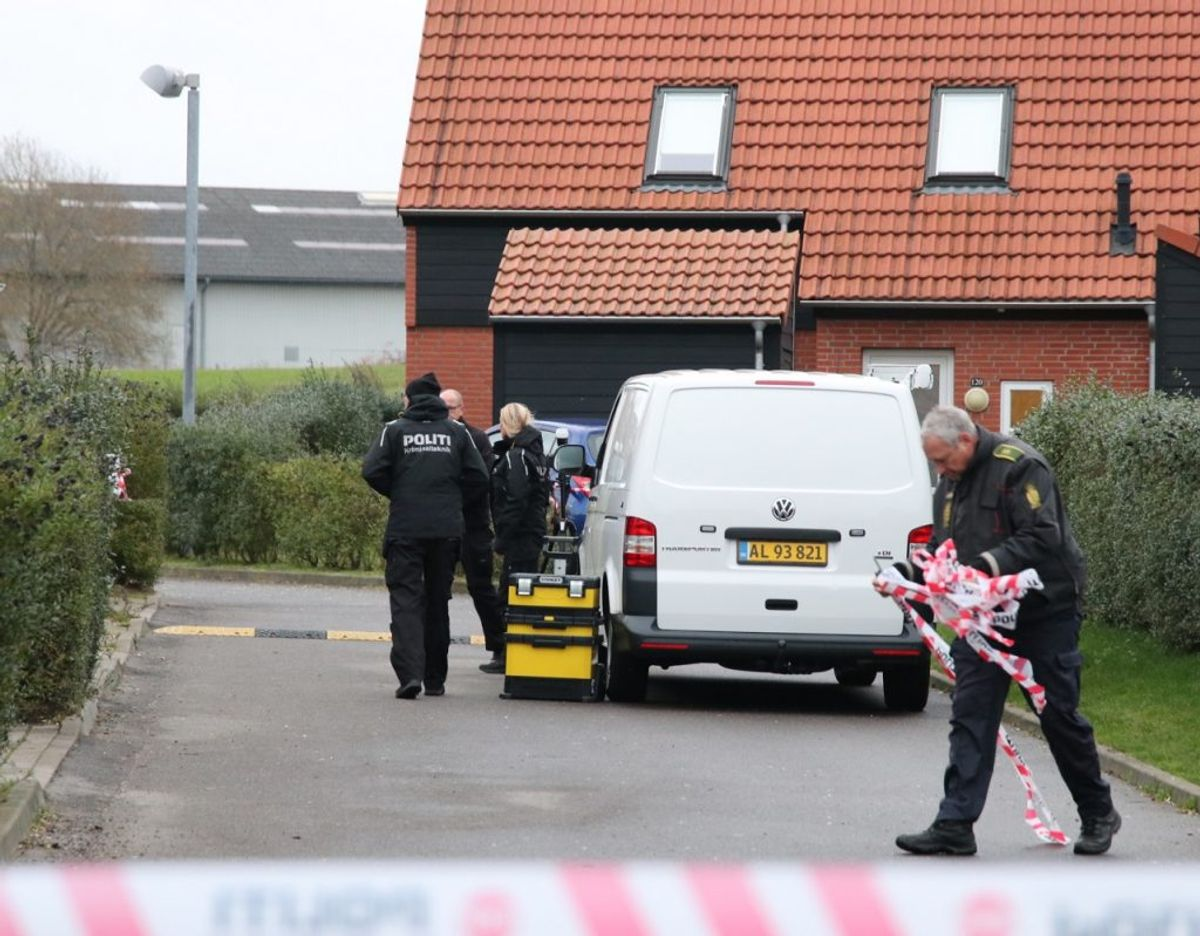 De to kvidner er fundet dræbt i henholdsvis Ruds-Vedby og Kundby på Sjælland. Foto: Presse-fotos.dk. KLIK VIDERE OG SE FLERE BILLEDER FRA SAGEN