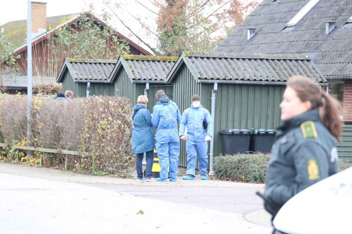 To kvinder er fredag fundet dræbt. KLIK FOR FLERE INFORMATIONER. Foto: Presse-fotos.dk