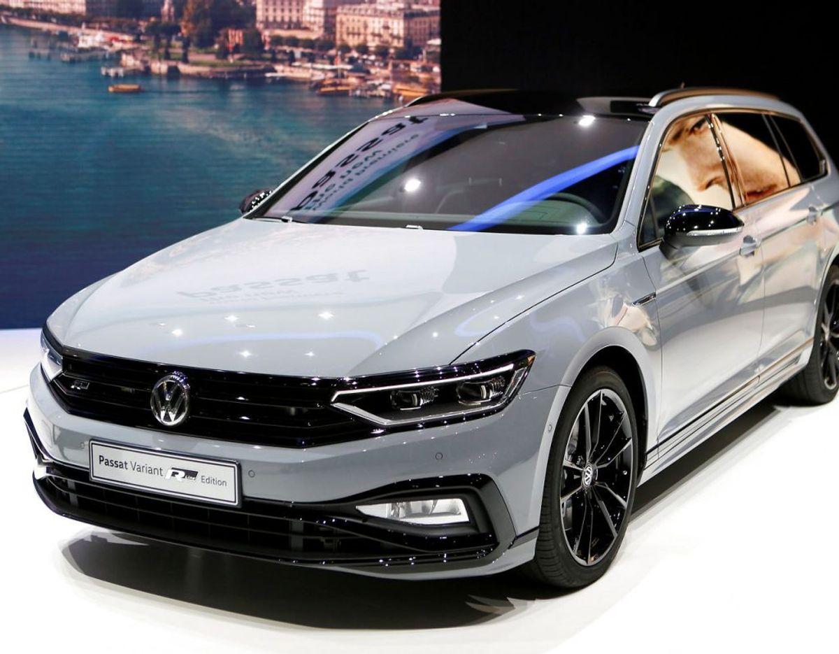 20: Volkswagen Passat – 242 solgte. Foto: Scanpix