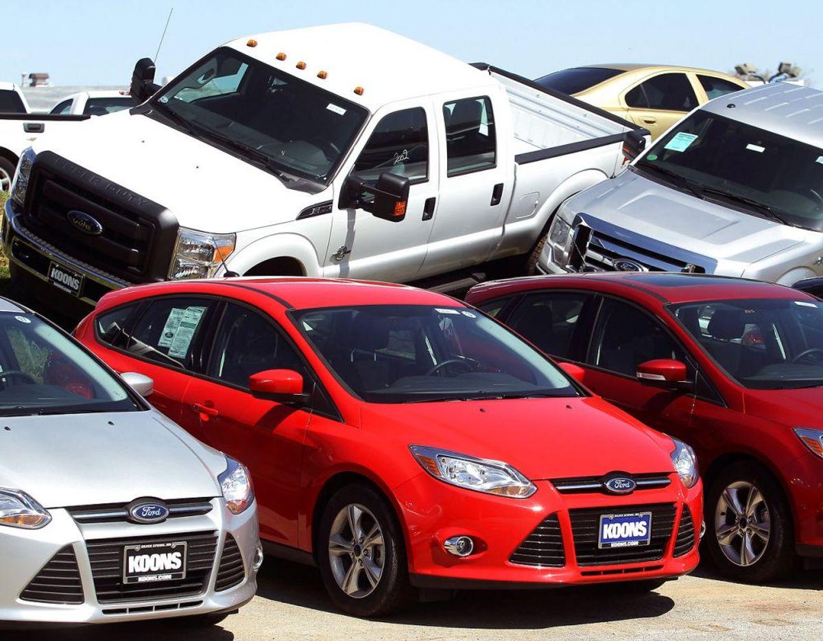 14: Ford Focus – 308 solgte. Foto: Scanpix