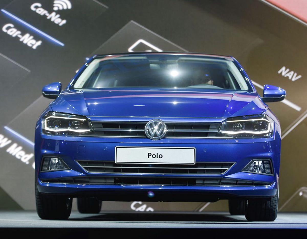 4: Volkswagen Polo – 498 solgte. Foto: Scanpix