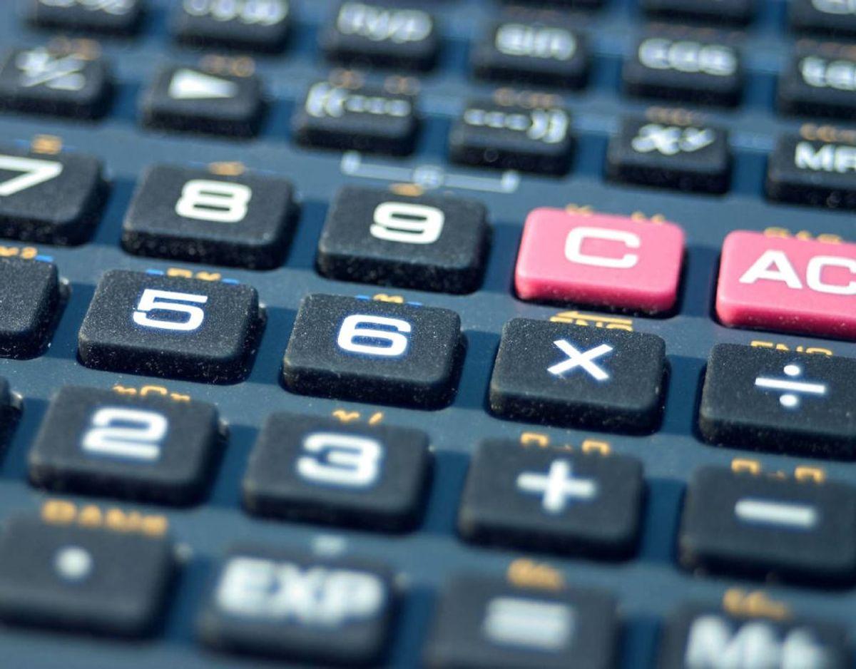 2. EMI Calculator & Loan Planner og 3. BMI Calculator – BMR Calc Foto: Scanpix