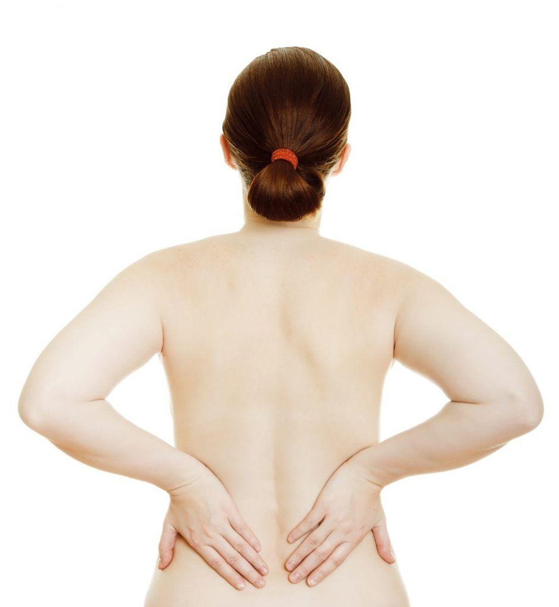 Smerter i ryg, arme og ben. Kilde: Kræftens Bekæmpelse. Arkivfoto.
