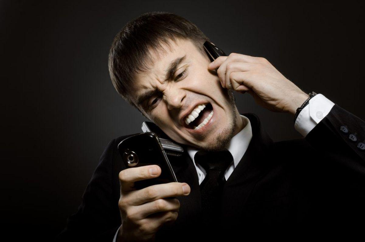 Er du også blevet ringet op af et underligt nummer? KLIK og se hemmeligheden bag. Foto: Colourbox.