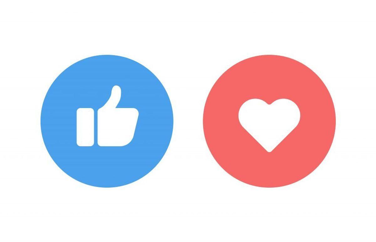 Facebook tilbyder verificering til kendte mærker og virksomheder. En verificeret side genkender du på den lille blå cirkel med et flueben i, som vises lige efter navnet på siden. Foto: Scanpix.