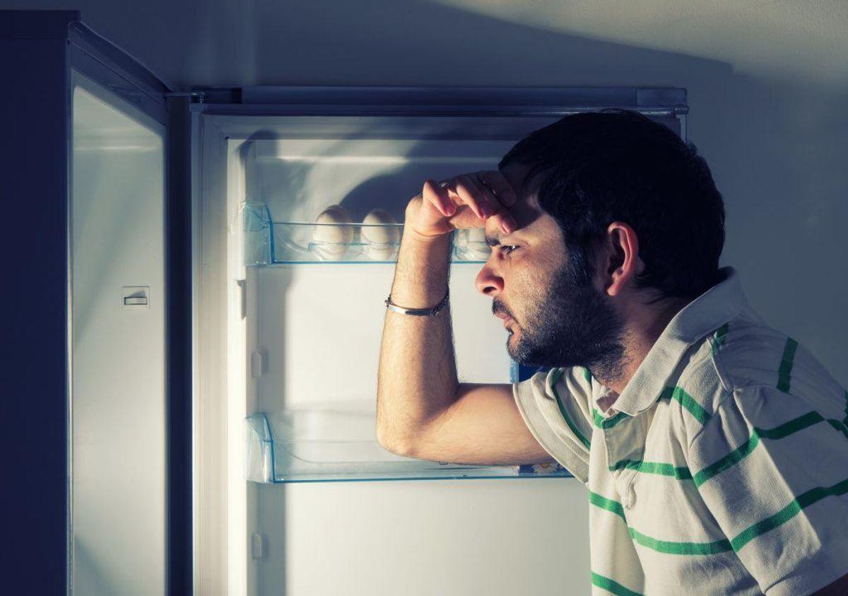 For at undgå den farlige bacillus cereus er det vigtigt, at du nedkøler din mad korrekt. KLIK VIDERE OG SE, HVORDAN DU BØR GØRE. Arkivfoto.