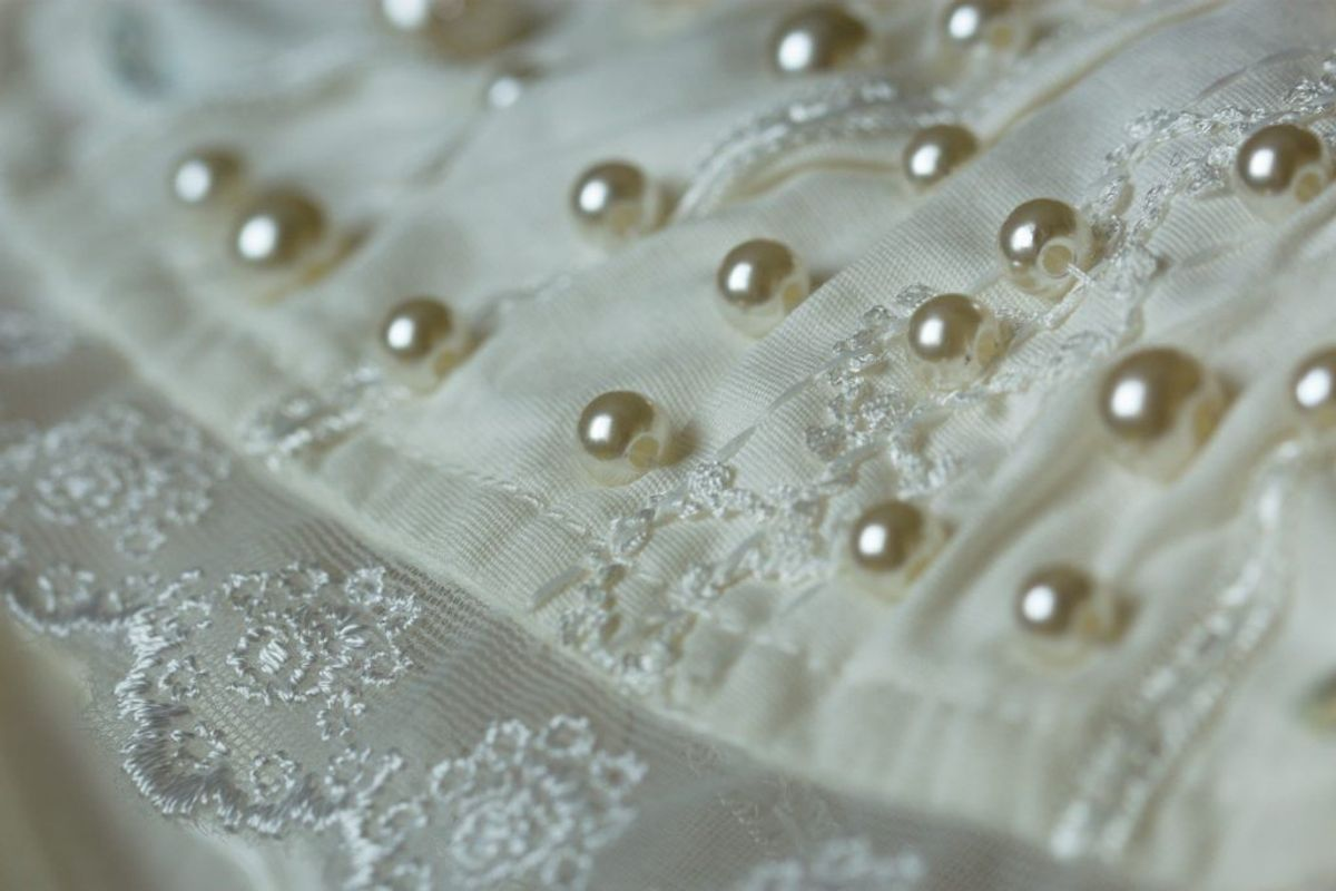 Det samme gælder tøj med perler. Kilde: Reader's Digest. Arkivfoto.