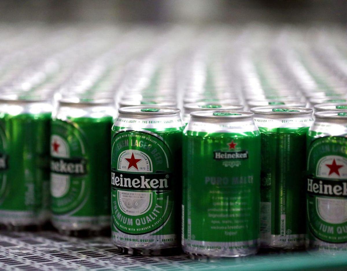 Det vides ikke, hvor mange øl, der blev drukket. Genrefoto: Scanpix