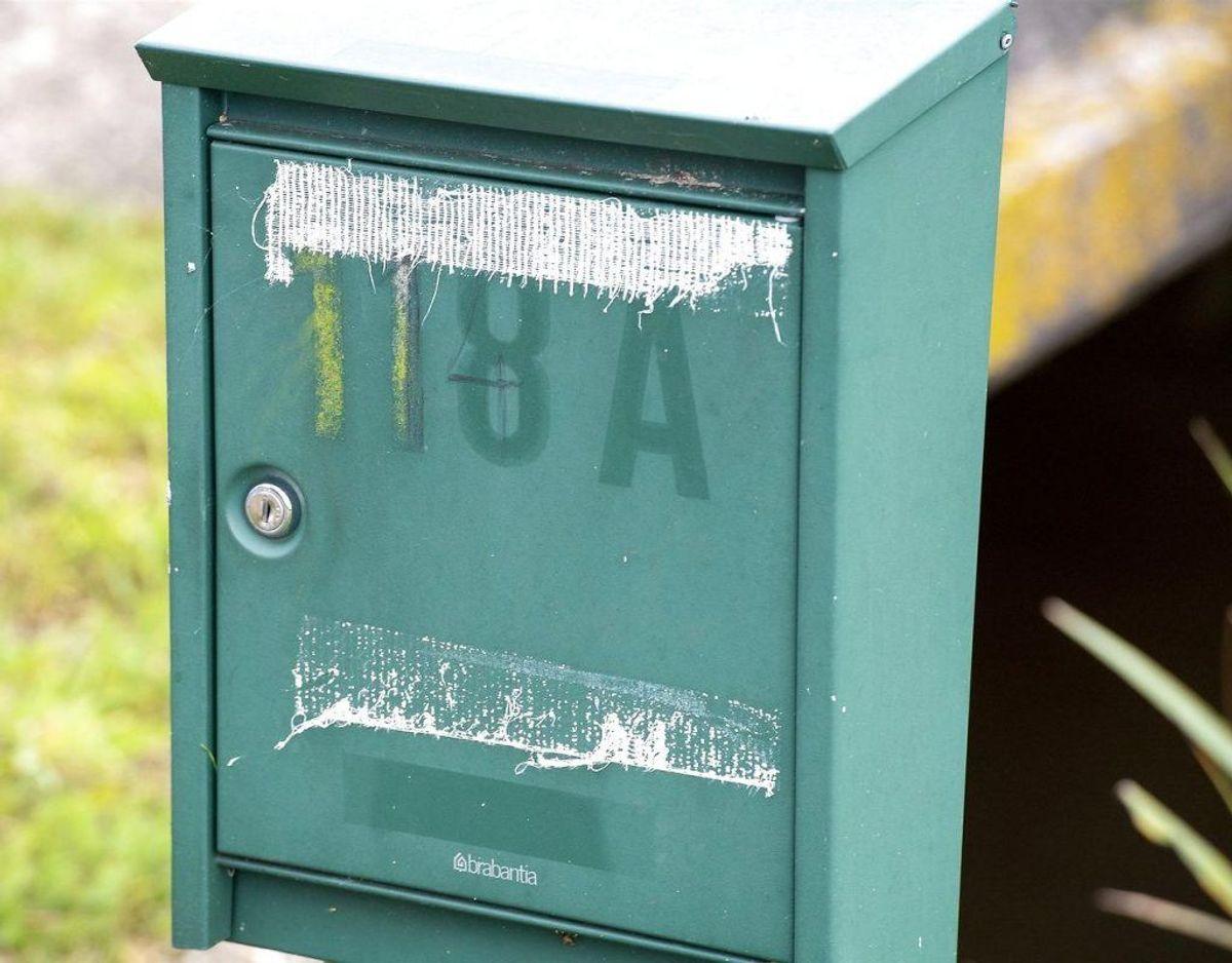 Naboerne troede, at der udelukkende boede en lidt fjendtlig 58-årig mand på stedet. Foto: Scanpix