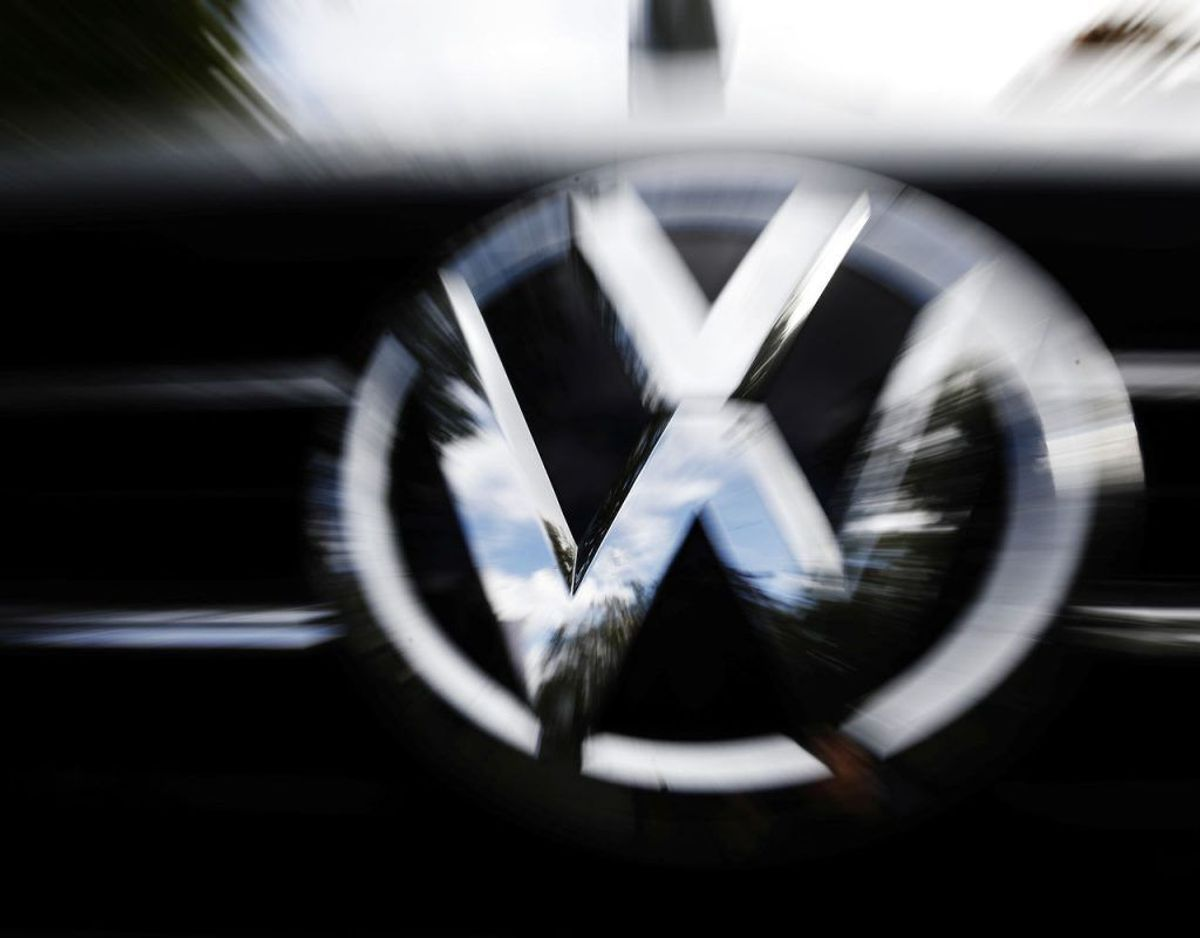 Nr. 20: Volkswagen T-cross – 214 biler. Foto: Scanpix
