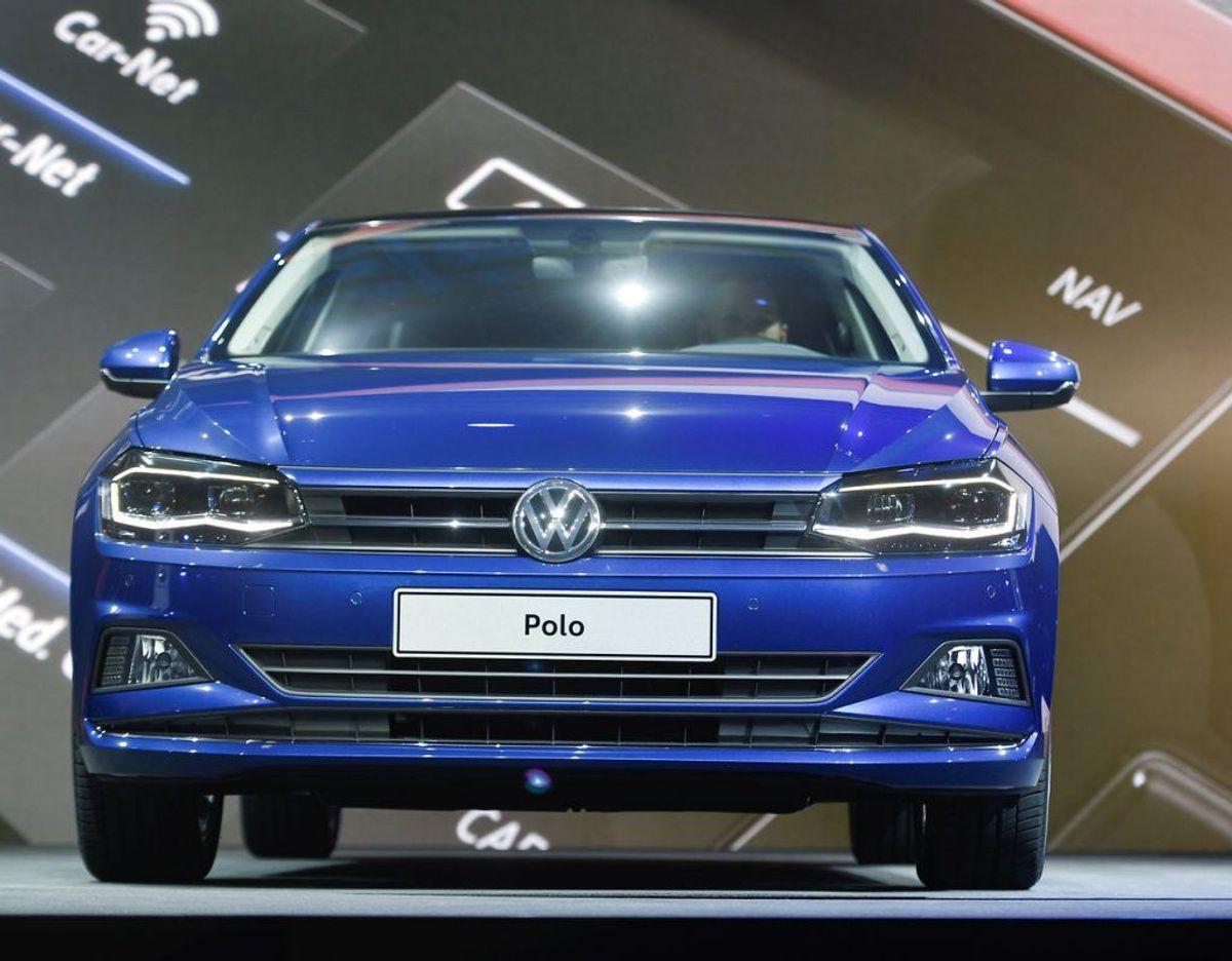 Nr. 13: Volkswagen Polo – 280 biler. Foto: Scanpix