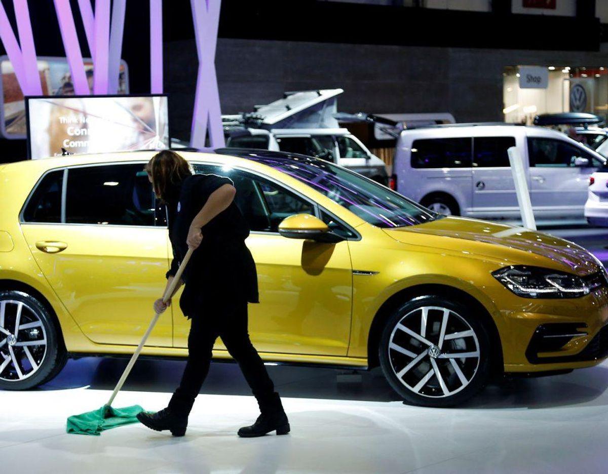 Nr. 7: Volkswagen Golf – 359 biler. Foto: Scanpix