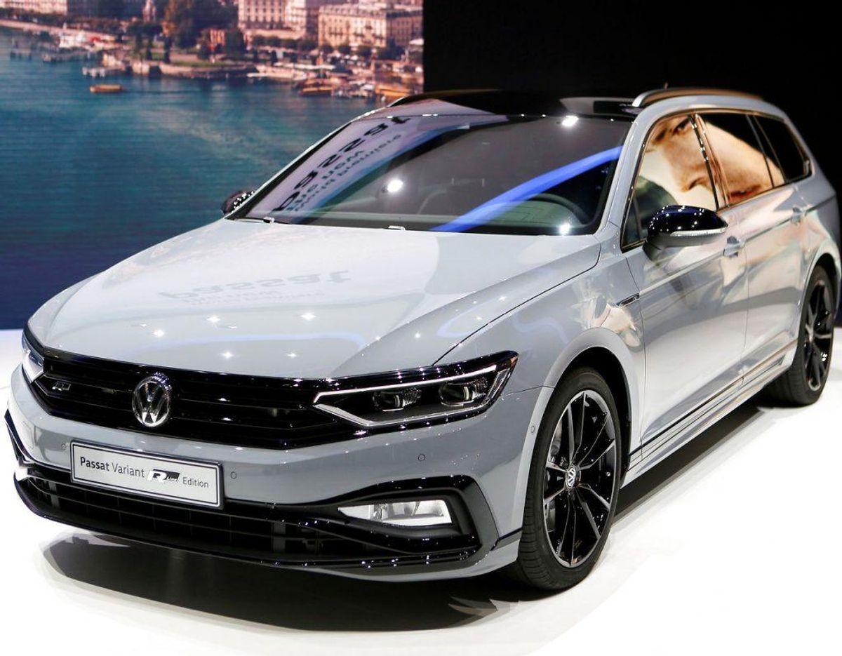 Nr. 5: Volkswagen Passat – 392 biler. Foto: Scanpix