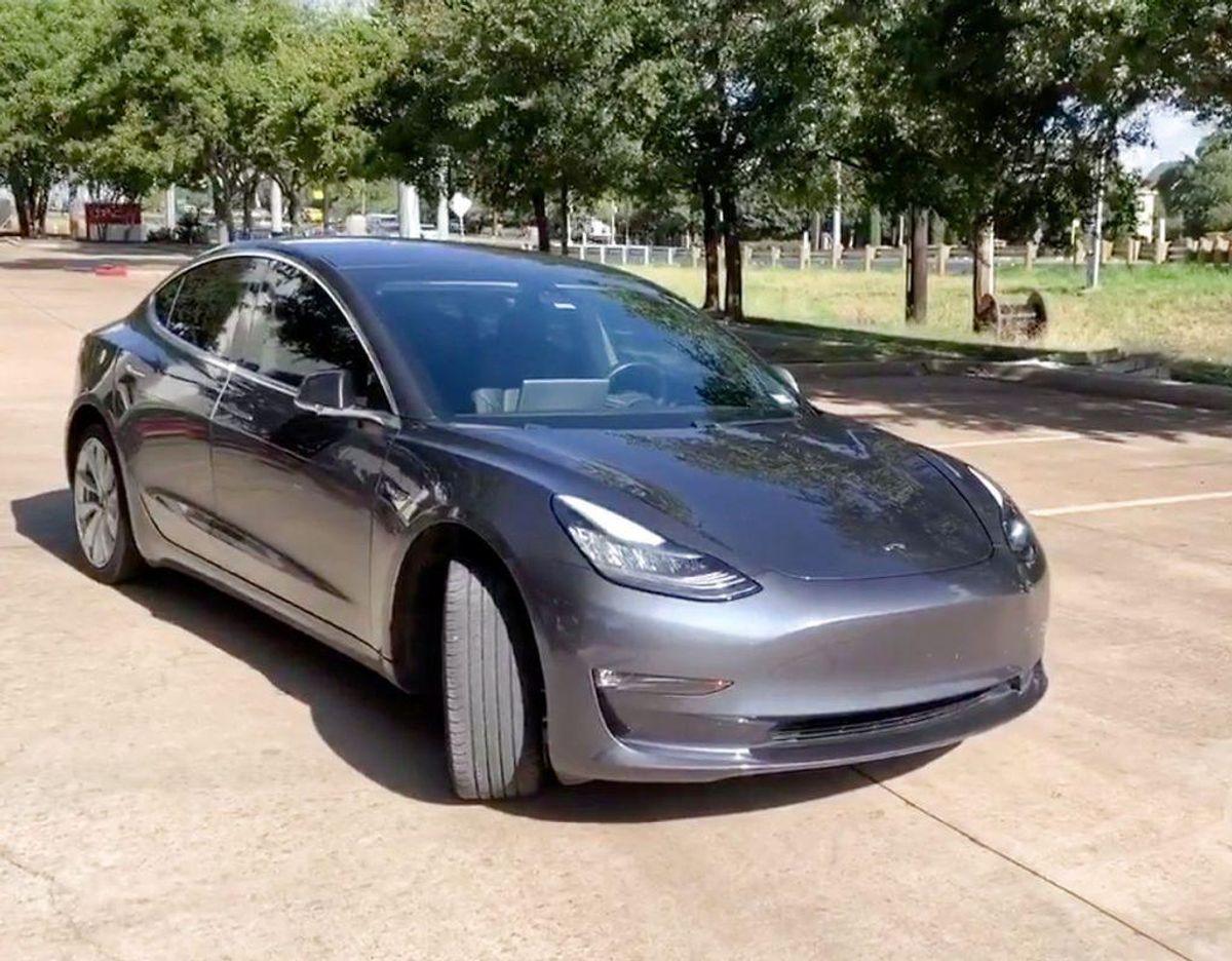 Nr. 4: Tesla model 3 – 437 biler. Foto: Scanpix