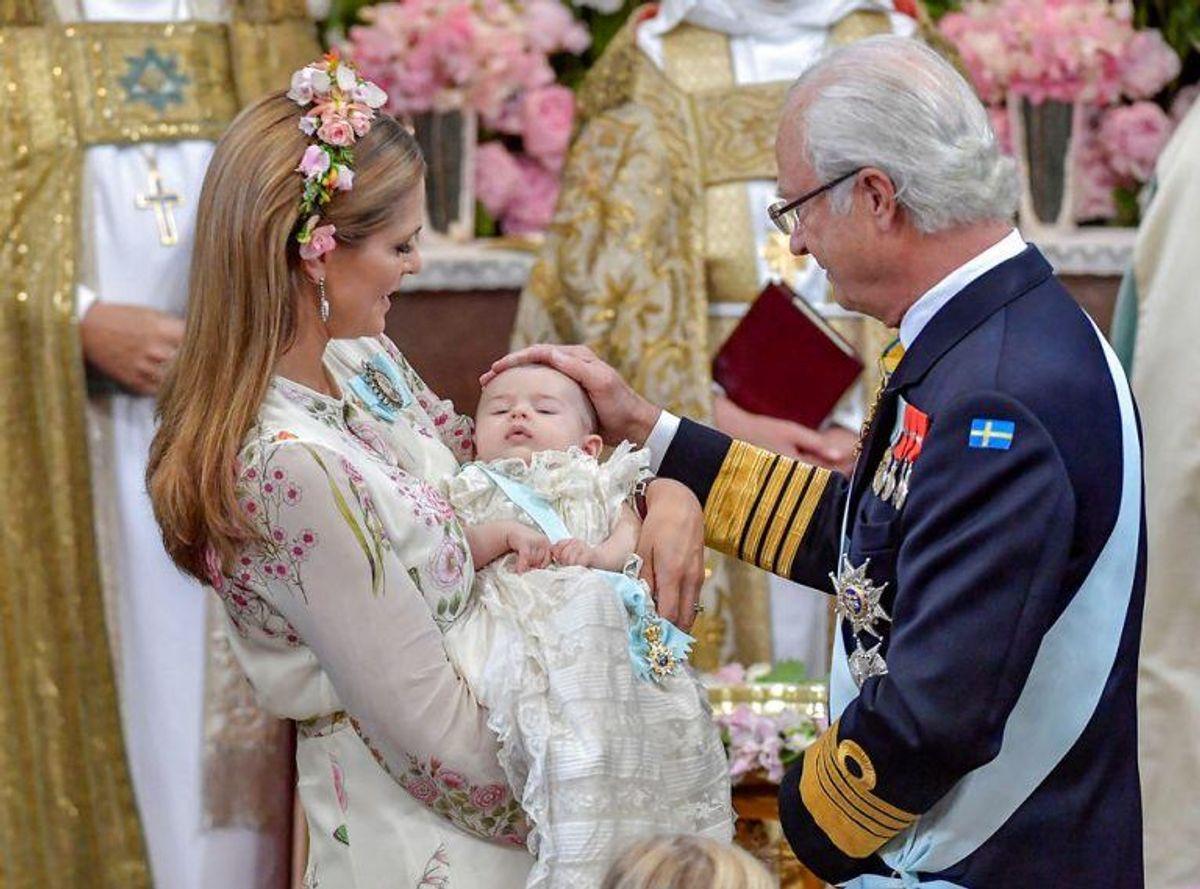 Prinsesse Adrienne er nu ikke længere medlem af kongehusets officielle del. Foto: Scanpix