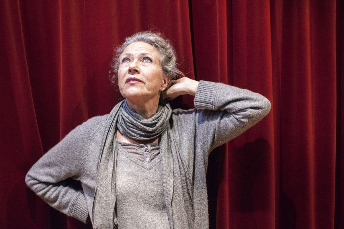 Skuespiller Birthe Neumann. Foto: David Leth Williams/Ritzau Scanpix