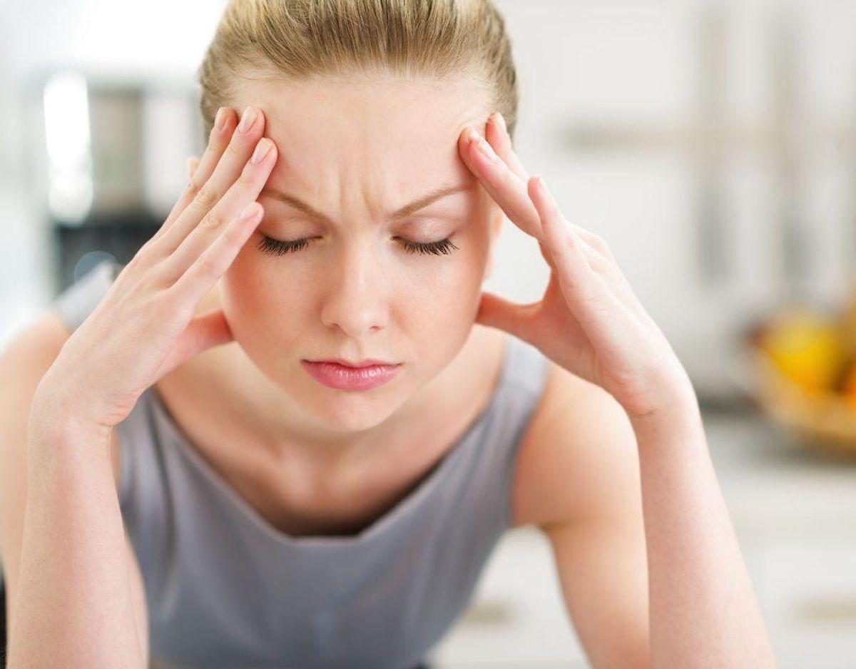 Friske gåture kan blandt andet forebygge stress og dæmpe angst.