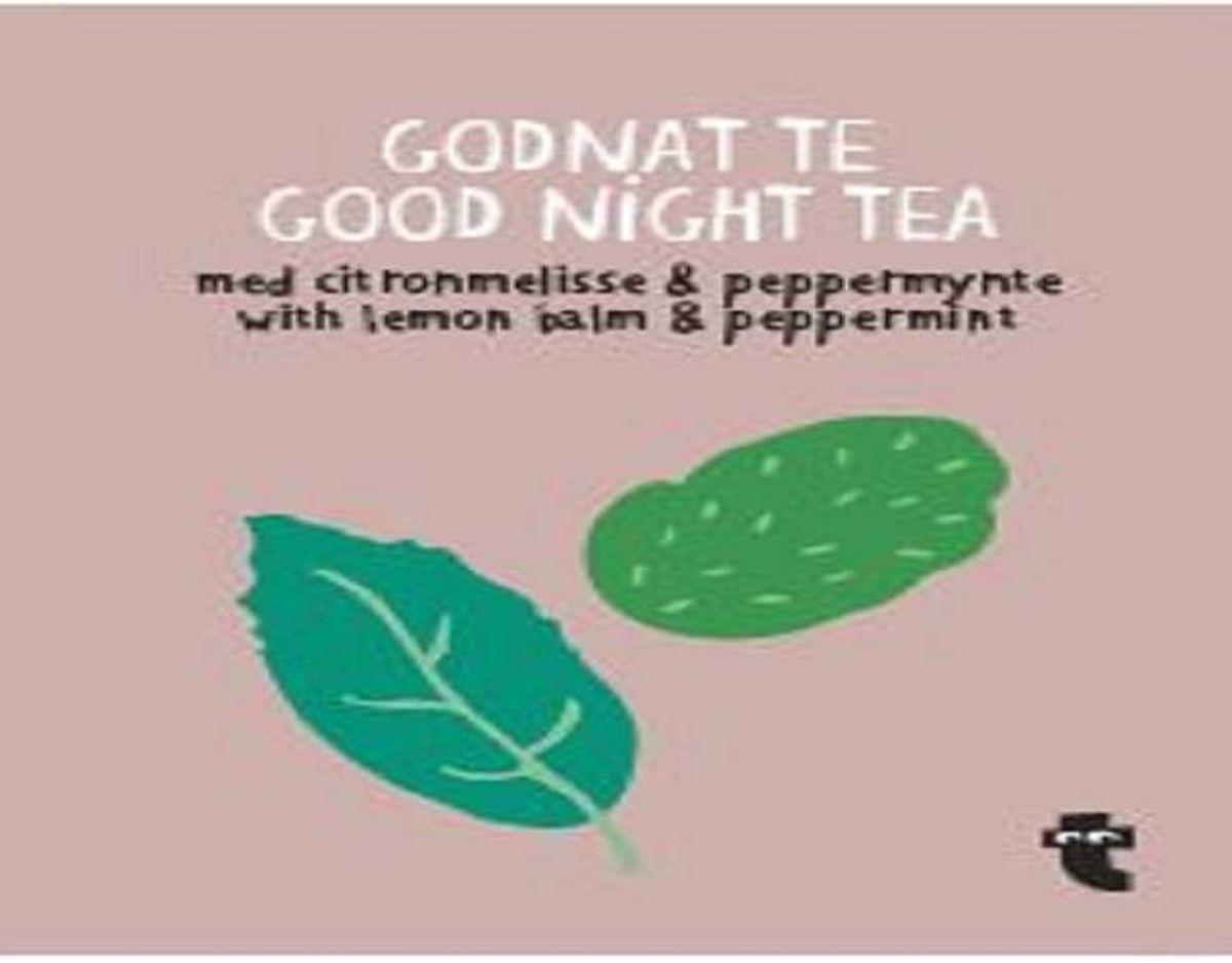 Det er Godnat Te med en bedst før dato, der hedder den 19. februar 2019. Foto: Fødevarestyrelsen
