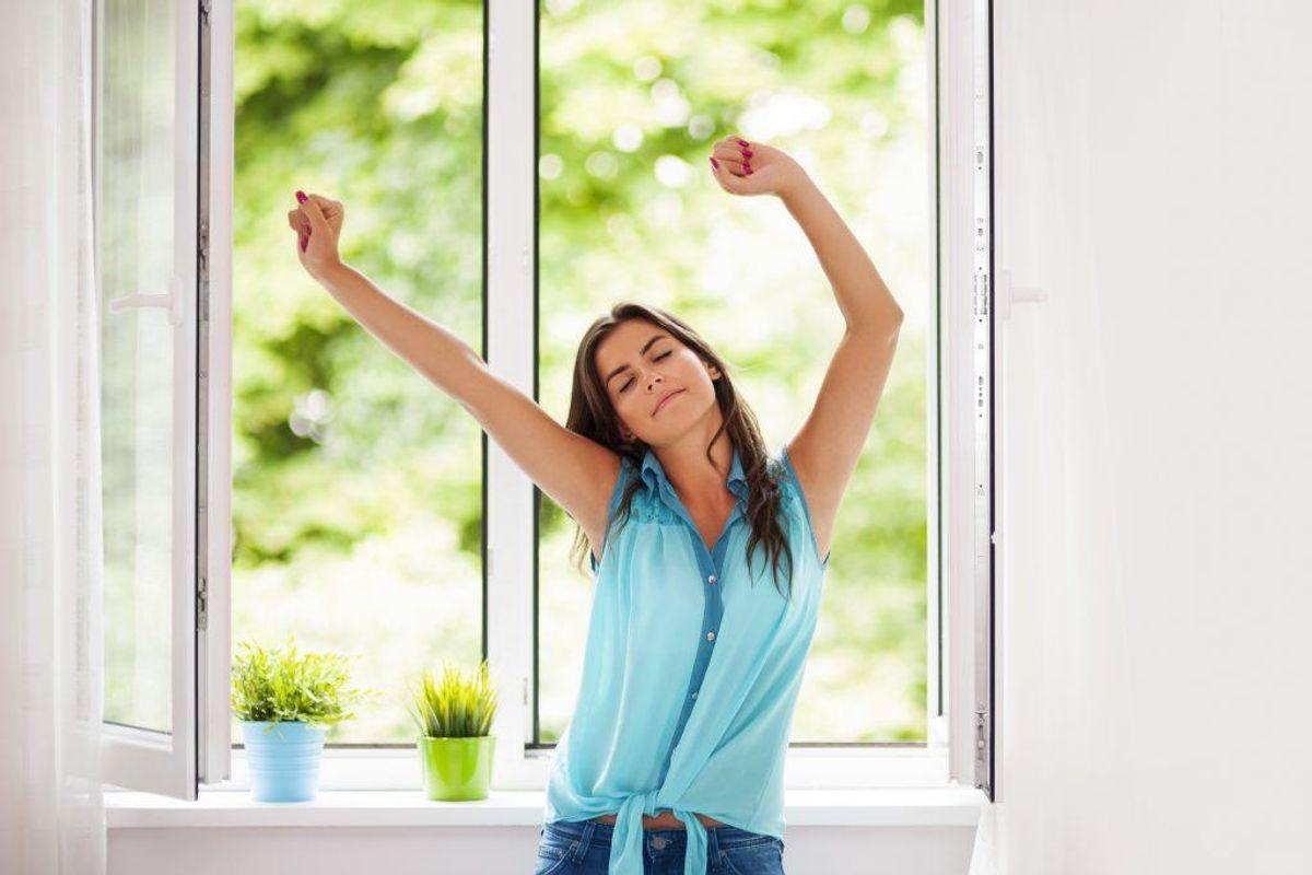 – Vær særligt opmærksom i ældre lejligheder, boliger og etageejendomme, da ventilationen ikke altid er helt optimal. Foto: Scanpix