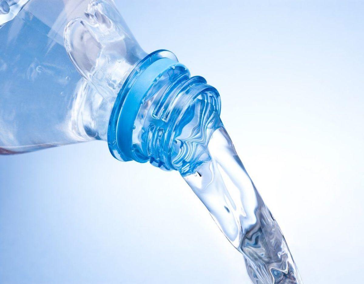 Træthed er et symptom på, at du ikke drikker nok vand. Genrefoto.