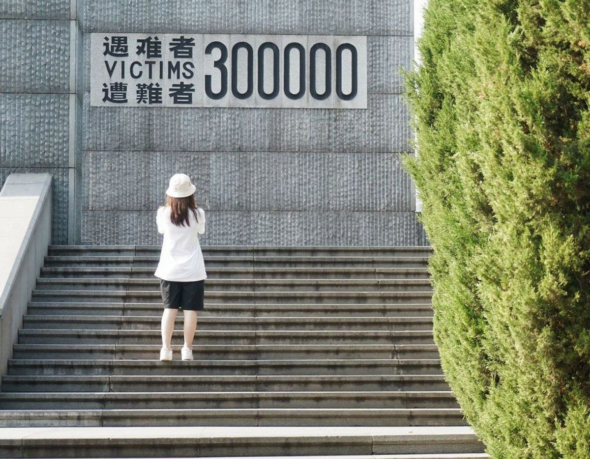 Bernhard Arp Sindberg har efter sigende reddet 6000 kinesere fra at dø under Nanjing massakren i 1937-38. 300.000 kinesere døde i forbindelse med massakren. Foto: Scanpix