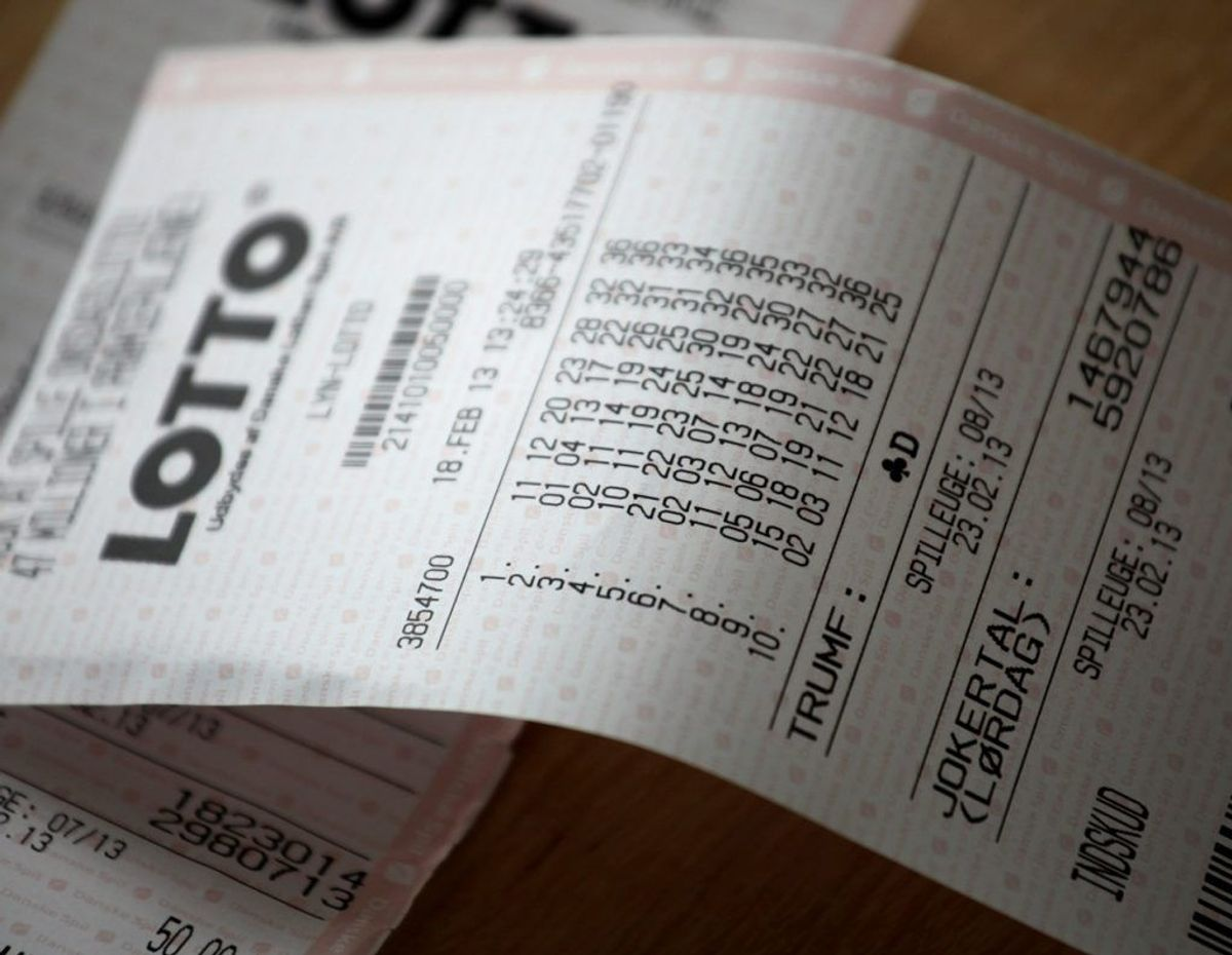o spillere fra henholdsvis Skive kommune og Bornholm vandt hver én million kroner via millionærgarantien. Foto: Colourbox.