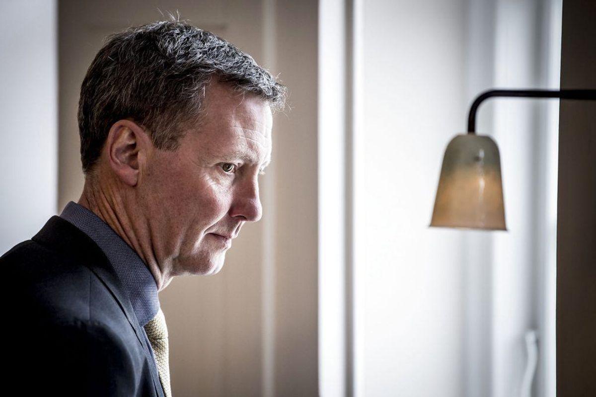 Nick Hækkerup har kommenteret på sagen. Foto: Mads Claus Rasmussen/Ritzau Scanpix.