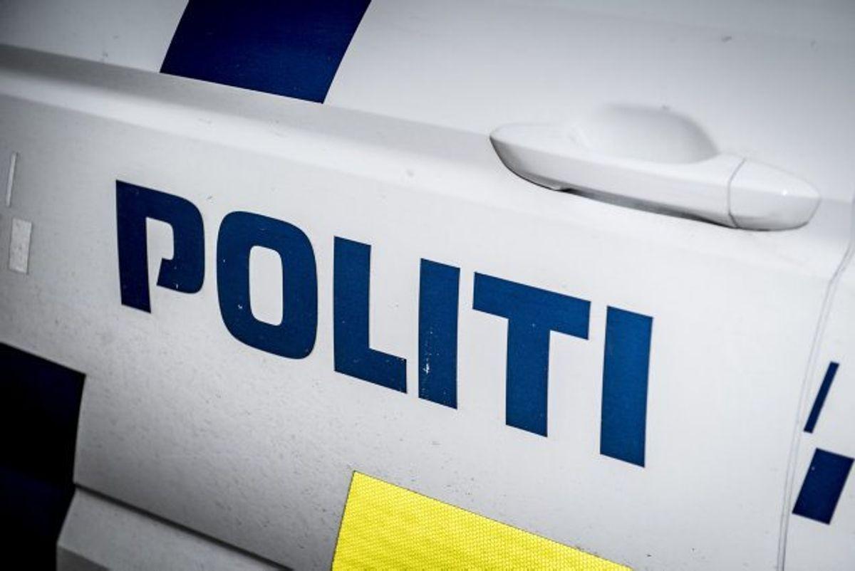 En person er død i en trafikulykke på Langebro i København. Foto: Mads Claus Rasmussen/Scanpix