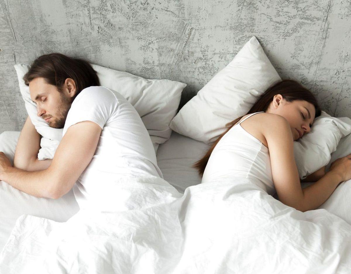 Du mister langsomt interessen i sex, viser en undersøgelse i The American Psychological Association. Foto: Scanpix