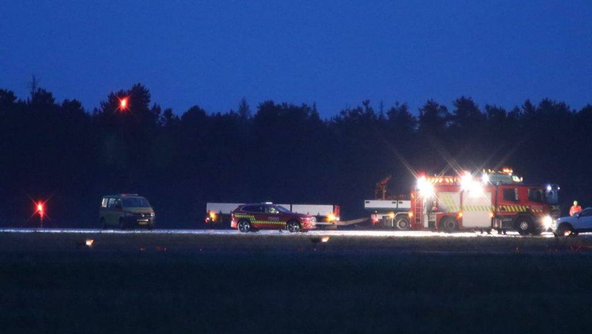 Ingen kom noget til som følge af ulykken. Foto: Øxenholt Foto KLIK for mere