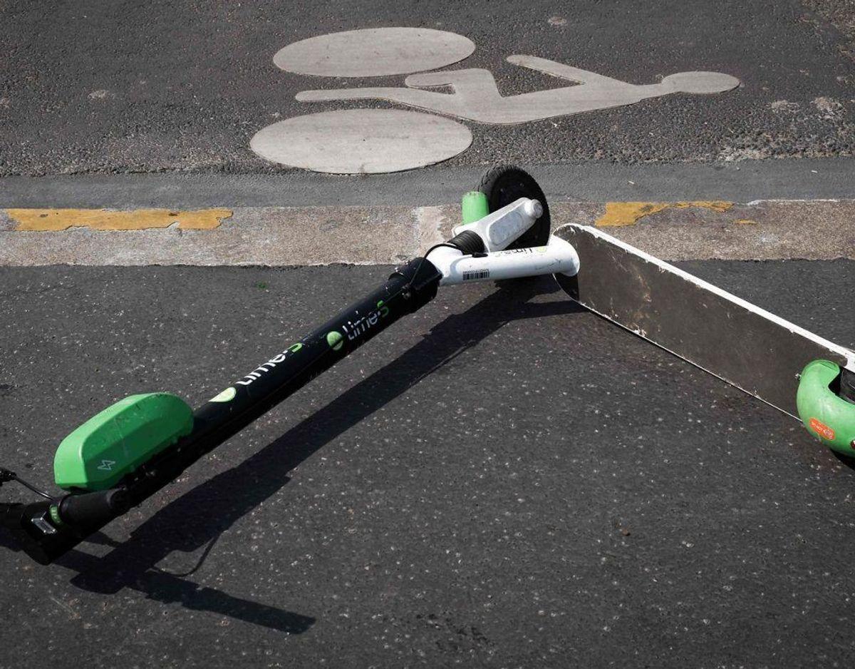 Et elløbehjul skal være CE-mærket. Kilde: Codan. Klik videre i galleriet for flere billeder. Foto: Scanpix/JOEL SAGET / AFP)