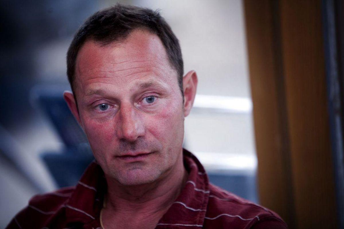 Jan Linnebjerg er blevet tiltalt for spirituskørsel. KLIK og se andre kendte danskere, der har mistet kørekortet. Foto: Jeppe Michael Jensen / Ritzau Scanpix.