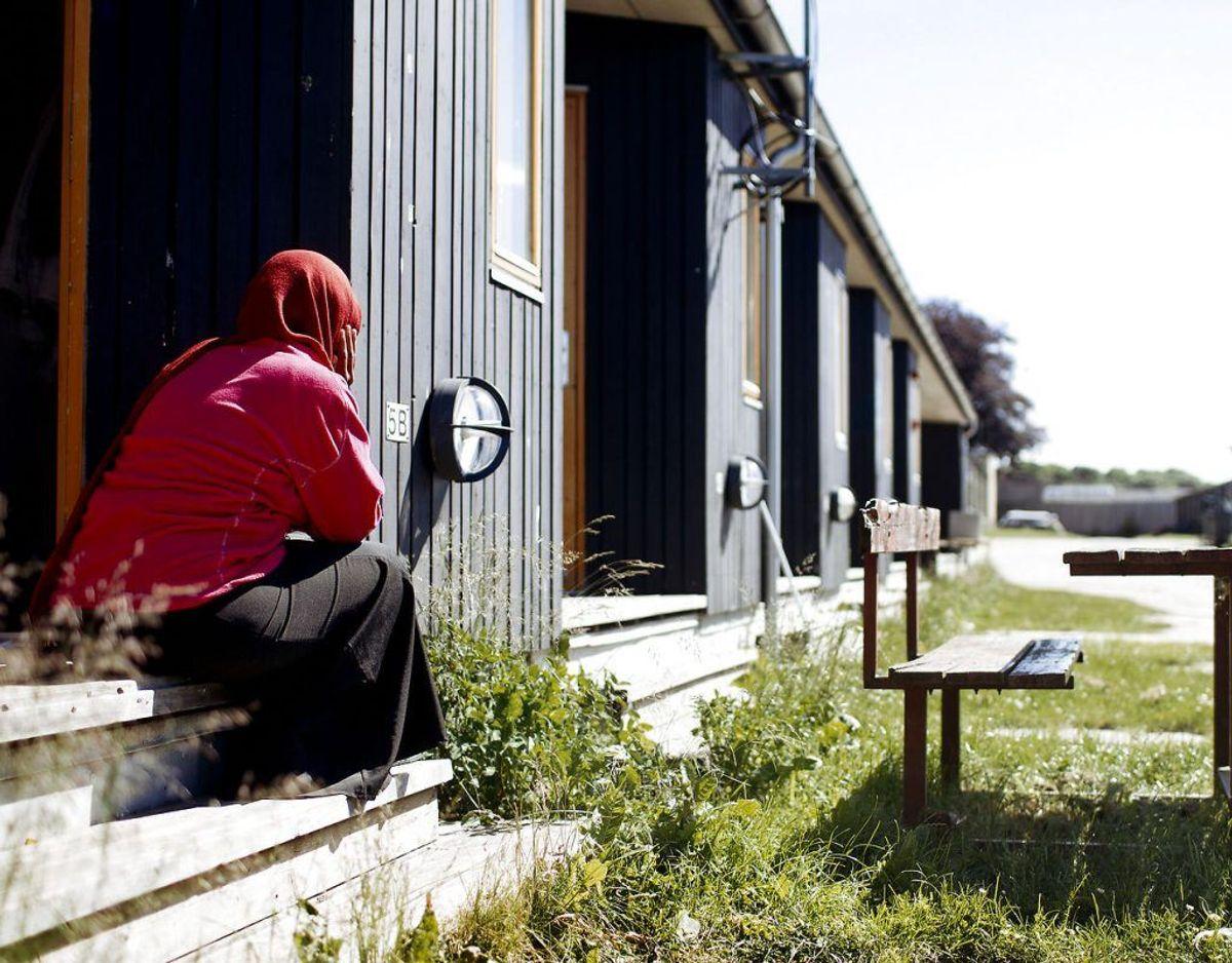 Danmark skal nu igen tage mod kvoteflygtninge. Foto: Scanpix
