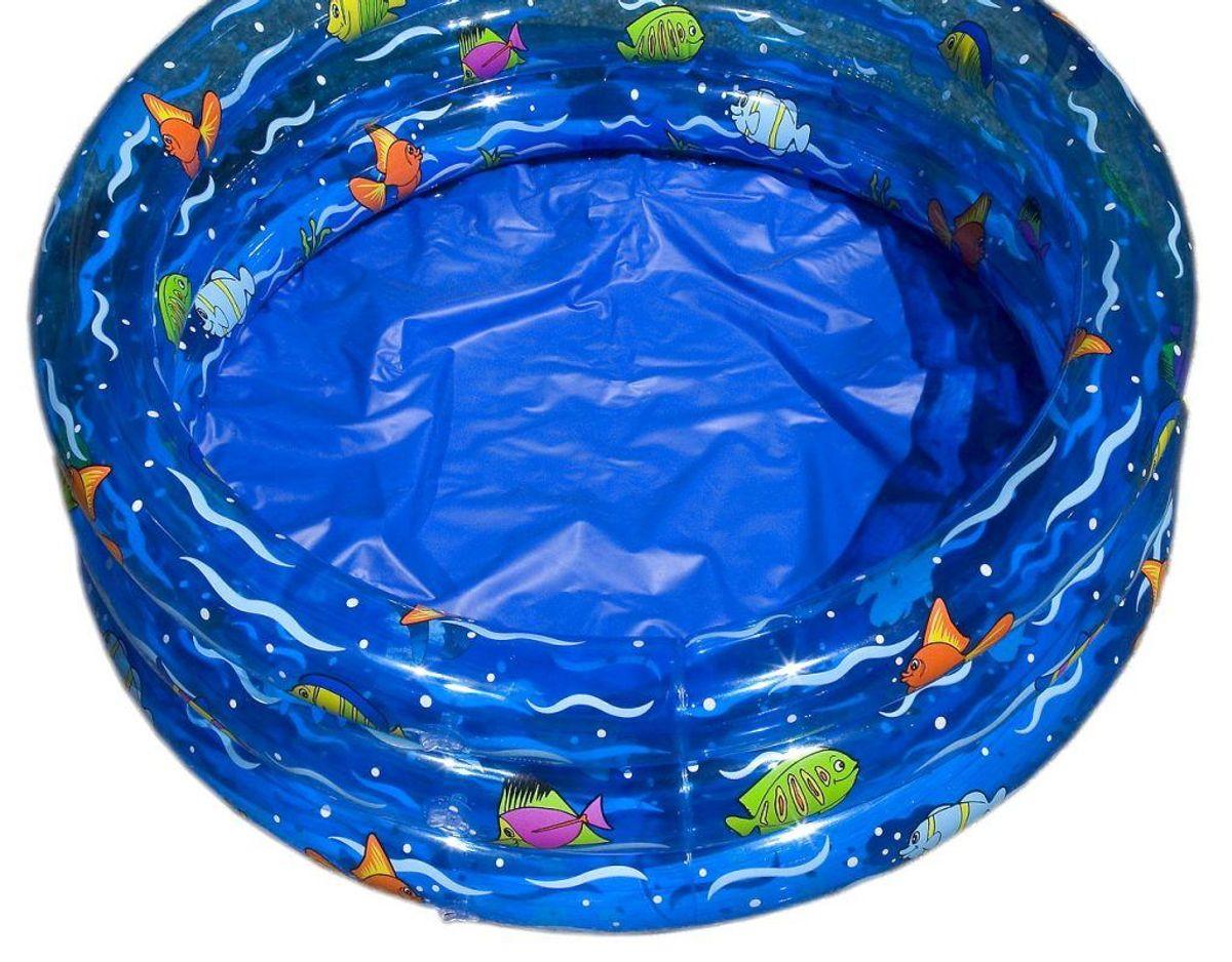 Den toårige dreng druknede i et badebassin med under en halv meter vand i. ARKIVFOTO: Scanpix