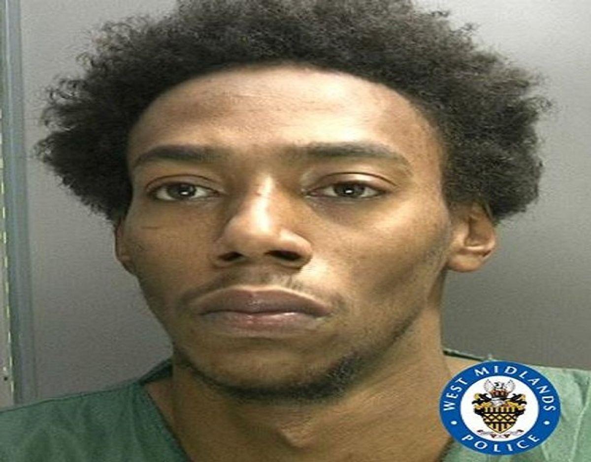 Daniel McKain blev idømt 11-års fængsel. Foto: West Midlands Police