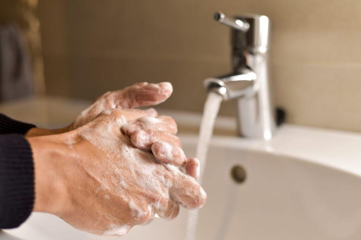48 procent på bad og personlig hygiejne.