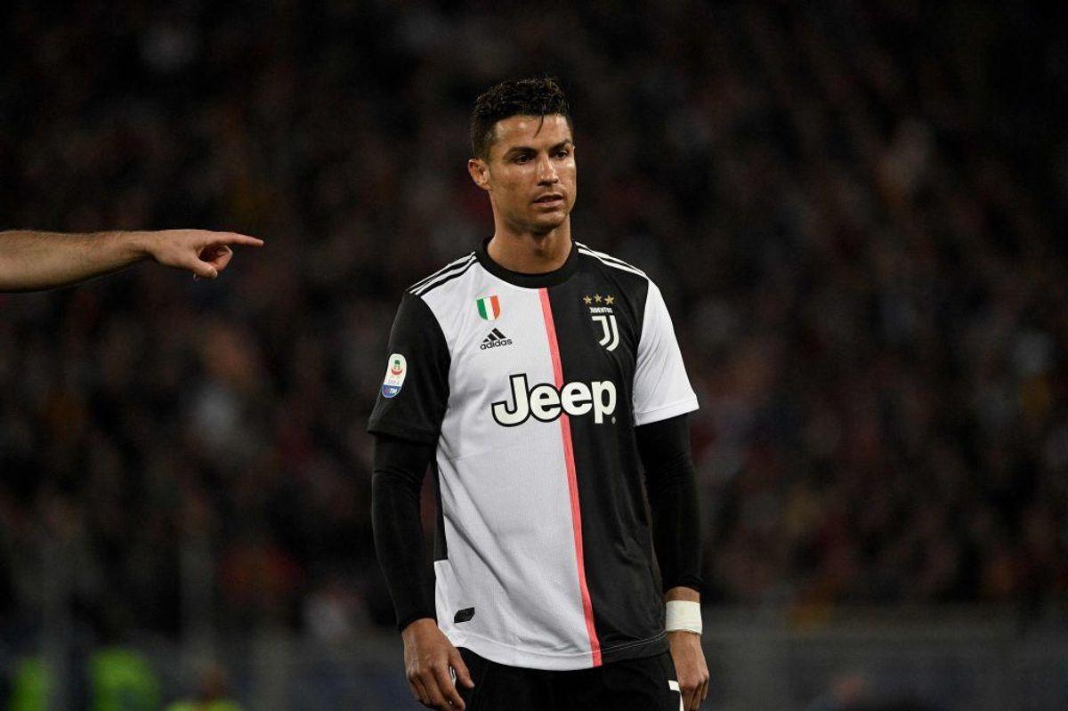 Voldtægtsanklagen mod Cristiano Ronaldo droppes nu. Foto: Scanpix.