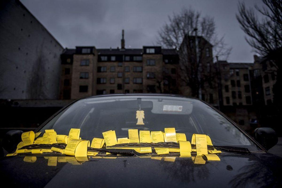En lang række kommuner har allerede gjort parkering gratis eller meget billig. KLIK VIDERE OG SE NOGLE AF DEM. Foto: Scanpix
